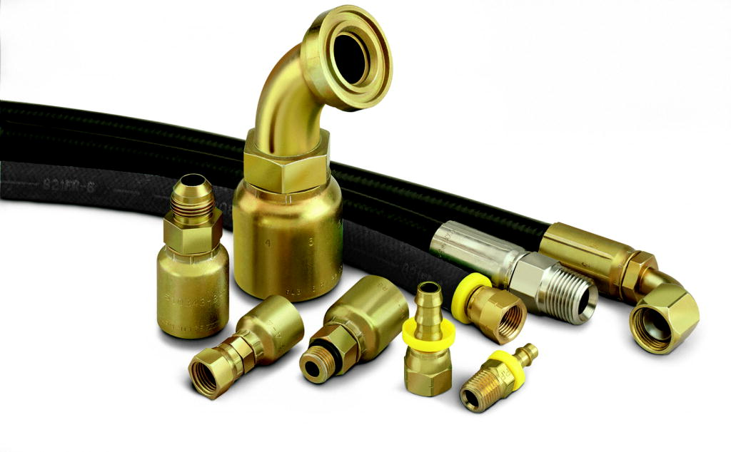 Fluid connectors