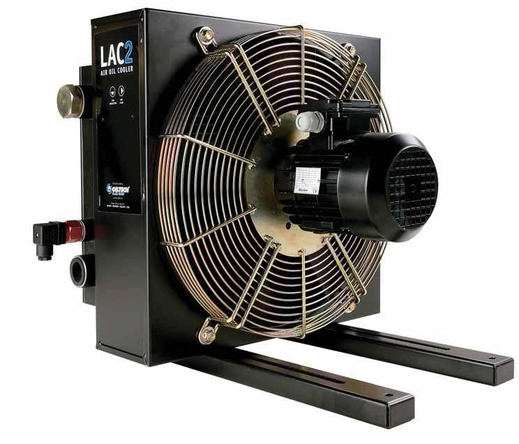 Industrial Hydraulic Oil Cooler : Hydraulics industrial
